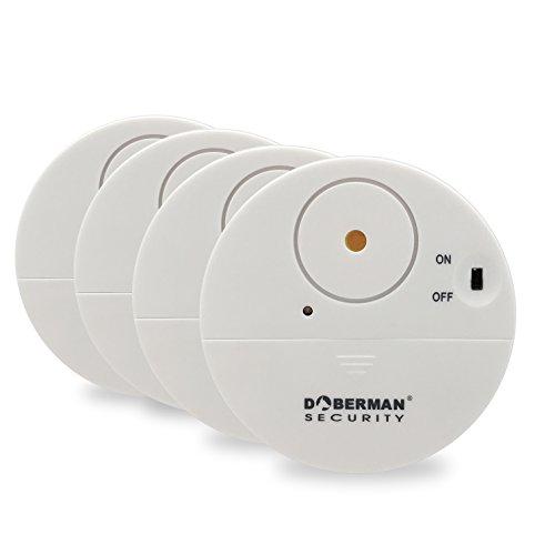 Doberman Security SE-0137 Home Security Window/Door Alarm ...
