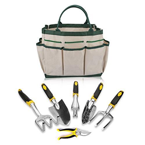 Energup gardening tool set for digging planting gardening for Gardening tools kit set