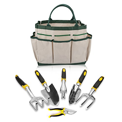 Energup gardening tool set for digging planting gardening for Heavy duty garden tools