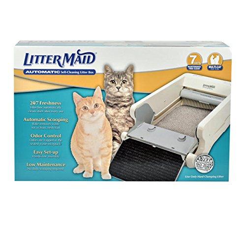 Littermaid Lm980 Mega Self Cleaning Litter Box Leisuretimery