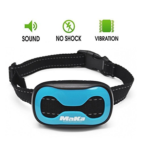 Vibration Bark Control Collar For Small Dogs