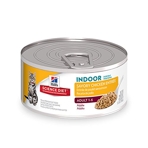 Hills Science Diet Savory Chicken Entree Cat Food
