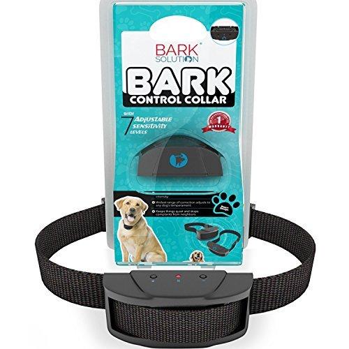 Bark Solution Bark Dog Collar