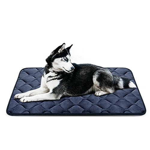 Dog Bed Mat Crate Kennel Orthopedic Pad Car Seat Cover