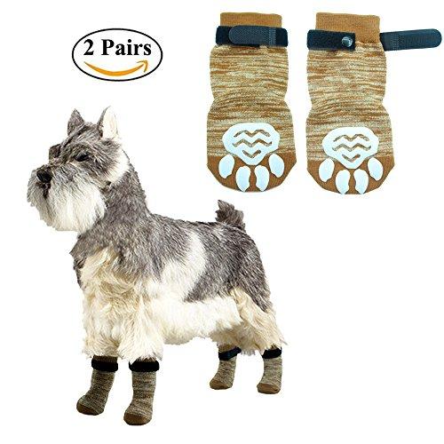 Make Your Own Anti Slip Dog Socks