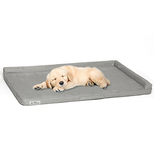 Petfusion Puppytough Dog Crate Bed 36 Inch With Waterproof