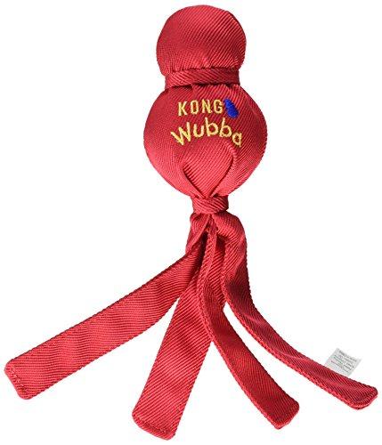Kong Ballistic Tug Dog Toy: KONG Wubba Dog Toy Large Wubba Assorted Colors