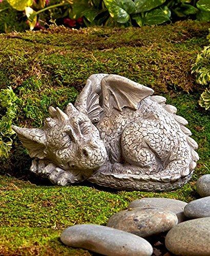 Design Toscano The Dragon Of Falkenberg Castle Moat Lawn