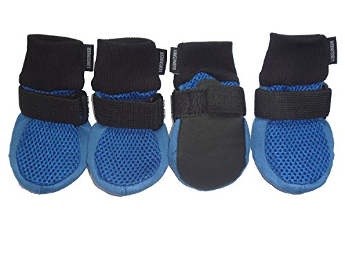 Inner Sole Width 2 56 Inch Lonsuneer Dog Boots