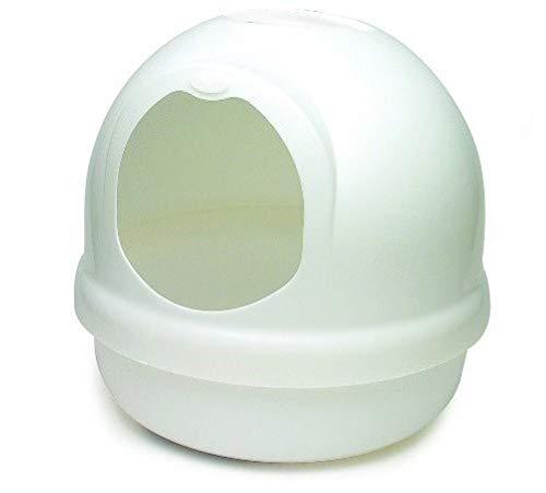 Petmate Booda Dome Litter Box White Leisuretimery