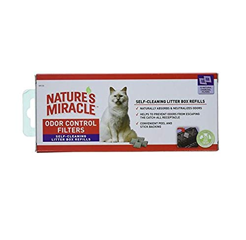 Nature S Miracle P 98232 Waste Receptacles Litter Box