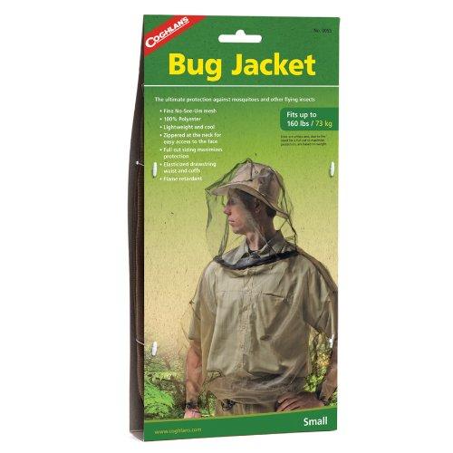 Coghlan/'s Bug Pants Small Black Unisex Flame Retardant Mosquito Net 2-Pack