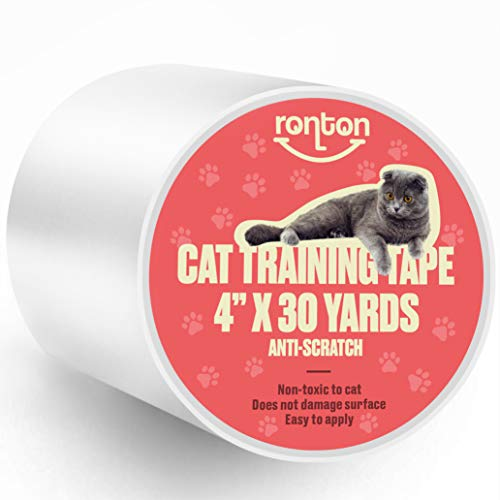 4 X 30 Yards 33 Wider Anti Scratch Tape For Cats 100