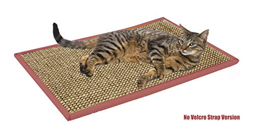 Treasborn Durable Cat Scratcher Thick Sisal Scratching Pad
